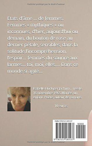 recueil de poésie, état d'âme par Isabelle Flukiger jachym